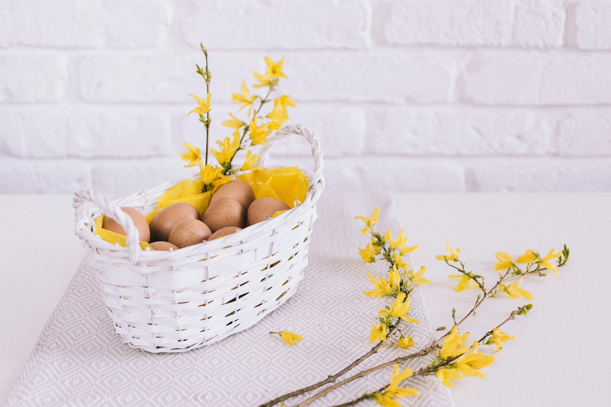 Découvrez le menu de Pâques