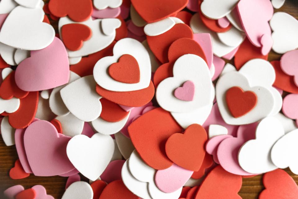 Découvrez le menu de la Saint Valentin