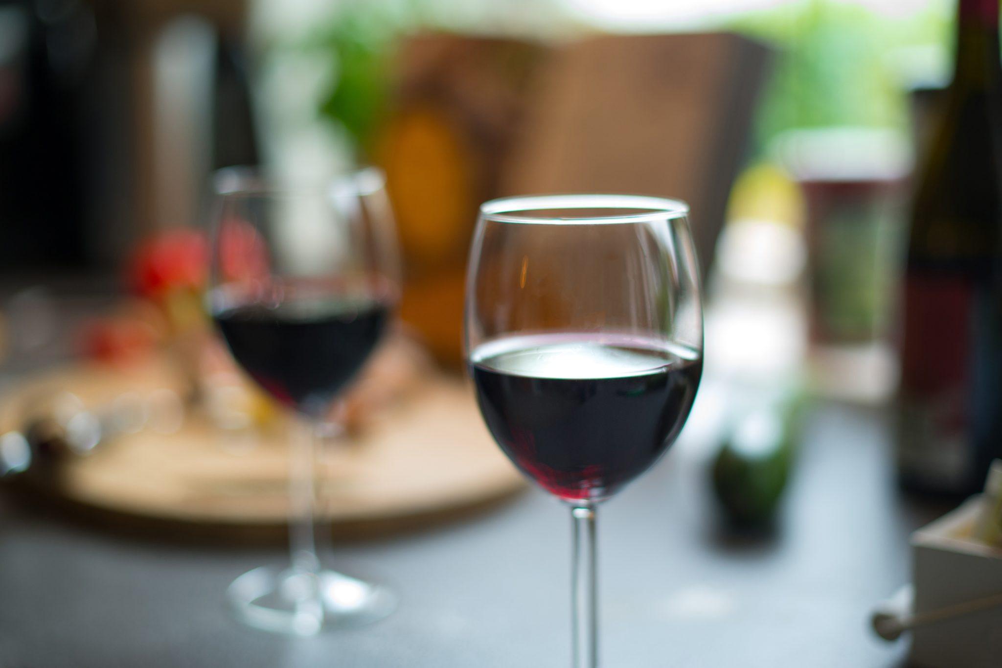 Carte des vins – réduite